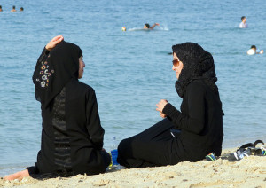 womeninabaya
