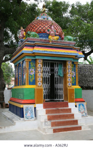 small-hindu-temple-chennai-india-A362RJ